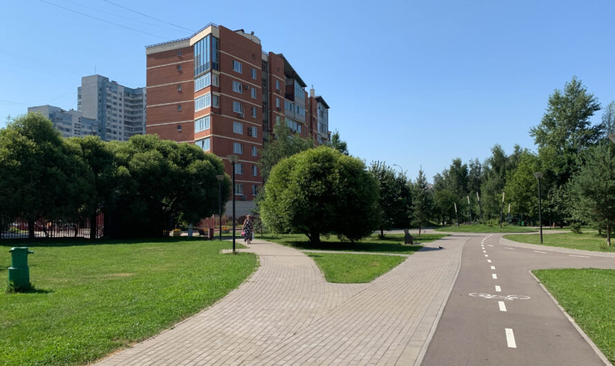 Вокруг Москвы по Зеленому кольцу.